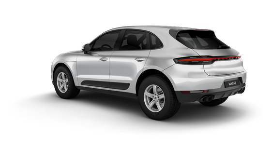 Porsche Macan Sports Utility Vehicle