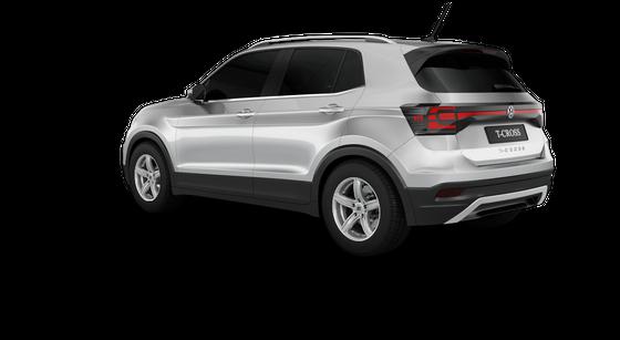Volkswagen T-Cross Sports Utility Vehicle